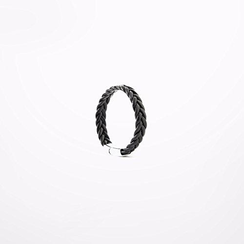 JZHJJ eenvoudige en stijlvolle klassieke paar armband Tide merk Harajuku Street armbanden paar skateboard dood vliegen wilde armband Fitness gift mannen en vrouwen inclusief: armband, armbanden vrouwen