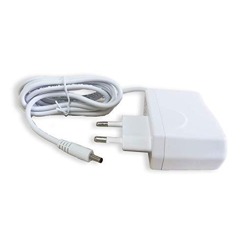 Foscam FI-AL01B - Fuente de alimentación de 5 V para cámaras Foscam, Color Blanco