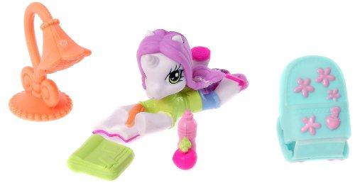 My Little Pony Hasbro 89660 - Poupée - Ponyville Amis Perm - Sweetie Belle