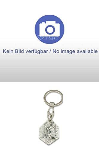 Zisa-Kombi Wandkamin für SMEV Backofen (93298870640) mit Anhänger Hlg. Christophorus