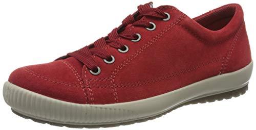 Legero Damen Tanaro Sneaker, Rot (Marte (Rot) 50), 41 EU (Herstellergroesse:7 UK)