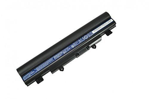 Acer KT.00603.008 Lithium-ION (Li-ION) 4700mAh 11.1V Batterie Rechargeable - Batteries Rechargeables (4700 mAh, Lithium-ION (Li-ION), 11,1 V, Noir, 1 pièce(s))
