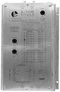 BIDA 75A-43 Broadband Indoor Distribution Amplifier