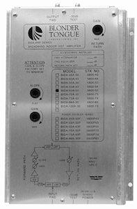 For Sale! BIDA 86A-43 Broadband Indoor Distribution Amplifier