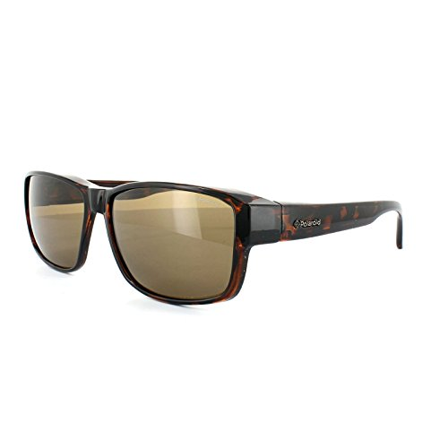 Polaroid Suncovers Sonnenbrillen P8406 0BM IG Dark Havana Brown Polarized
