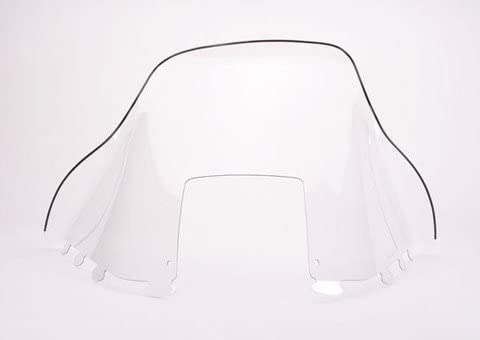 Miami Mall 1997-1998 POLARIS XCF WINDSHIELD Special Campaign KO Manufacturer: CLEAR
