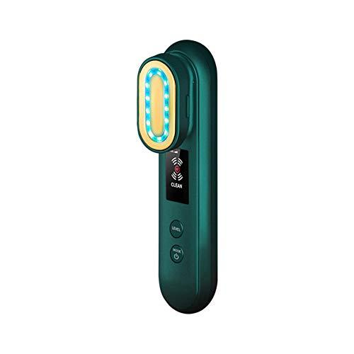 XXRUG Tragbare Hochfrequenz Gerät, Schönheitsgerät Für Gesicht Porenreiniger Vakuumsauger Augenmassagegerät Für Die Hautpflege Gesichtsreiniger Anti-Aging Anti-Falten