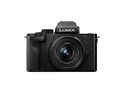 Panasonic LUMIX G100|4k Camera| Mirrorless Camera |Vlogging Camera | Micro Four Thirds from Panasonic