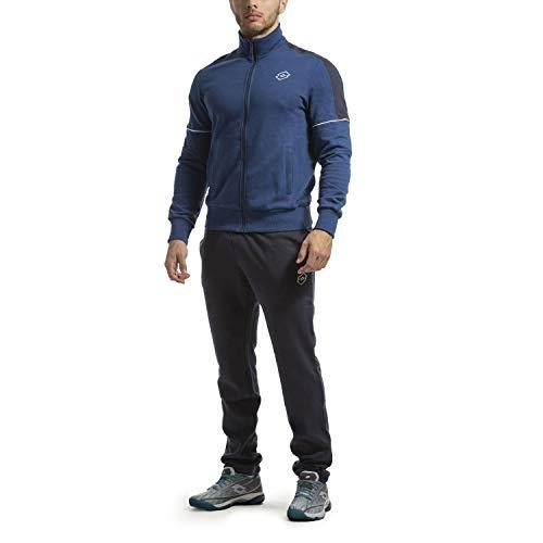 Lotto Chandal Hombre Suit More Azul/Marino 211728