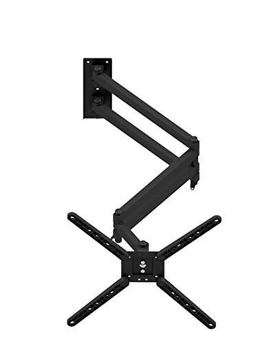 Suporte QUADRI Articulado Extra Longo para TVs LCD, LED, 4K e Curva 10 a 55