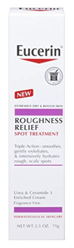 Eucerin Spot Treatment Roughness Relief 2.5 Ounce (74ml) (2 Pack)