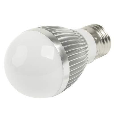 Allamp 3W LED energiesparende Sphärische Glühlampe Niedrige Art: E27 Außen Fluter