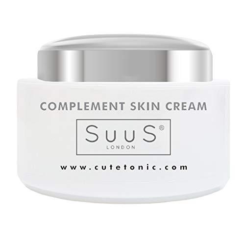 SuuS® Complement Skin Cream (50g) - Soins pour tous les types de lésions cutanées sur tout le corps - une marque Cutetonic®