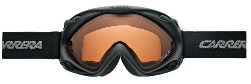 Carrera Kimerik SPH Goggle with Spherical Flash Lens (Matte Black)