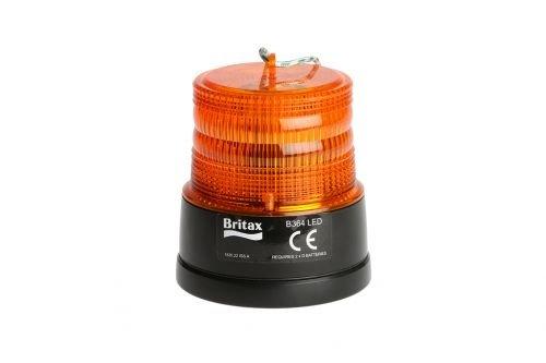 Britax Rundumkennleuchte, Magnet mit Batteriebetrieb