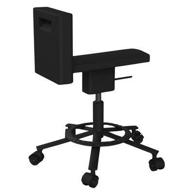 Magis 360° Chair Stuhl drehbar Schwarz