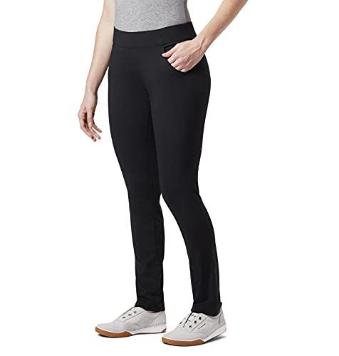 Columbia Women's Track Pants (AK0782_Black_XS)