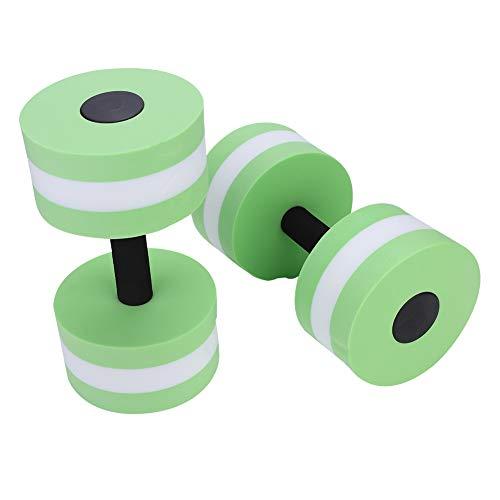 XQ 1 Mancuerna, 1 Pareja Yoga Yoga Mancuerna Mancuerna Agua Flotación Fitness Fuerza Entrenamiento con Mancuerna para Deportes Acuáticos