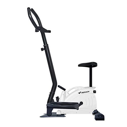 Llq2019 Home Mute Stepper Controllo Magnetico Attrezzature Per Il Fitness Perdita Di Peso Al Coperto Pedale Ellittico Pedale Dare L'Amante Il Migliore Regalo Cuscinetto 100 Kg