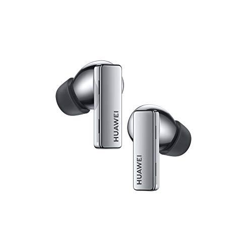 HUAWEI FreeBuds Pro - Auriculares inalámbricos Bluetooth con cancelación Inteligente de Ruido, Sistema de 3 micrófonos, Carga inalámbrica rápida
