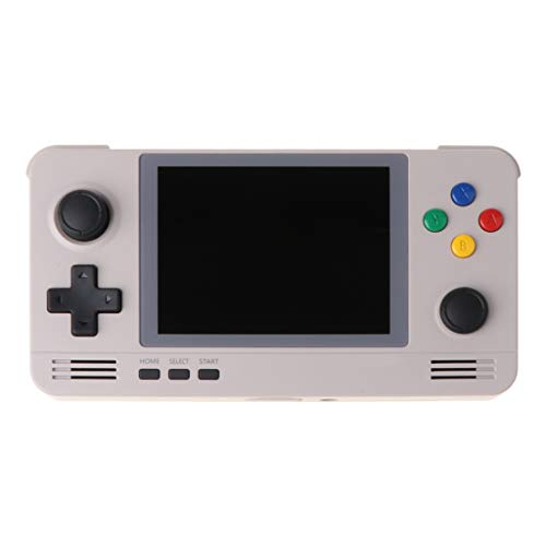 qianber Retroid Pocket 2 Retro Pocket Handheld Spielkonsole 3,5 Zoll IPS Bildschirm 3D Spiele
