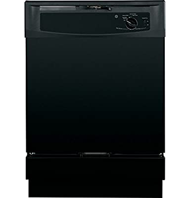 GE GSD2100V Built-In Dishwasher with 4-Level Wash System and Piranha Hard Food Disposer
