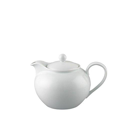 EKM Living Thomas Vorteilsset 2 x Sunny Day ROK-Weiss Teekanne 12 P. 10850-590003-14240 und Gratis 1 Trinitae Körperpflegeprodukt