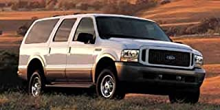 2003 Ford Excursion XLT, 137