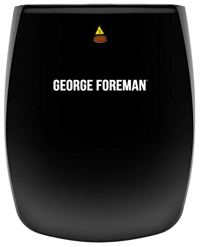 George Foreman 4-Portion Family Health Grill 18471 - Black