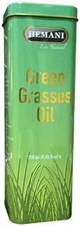 green grass oil