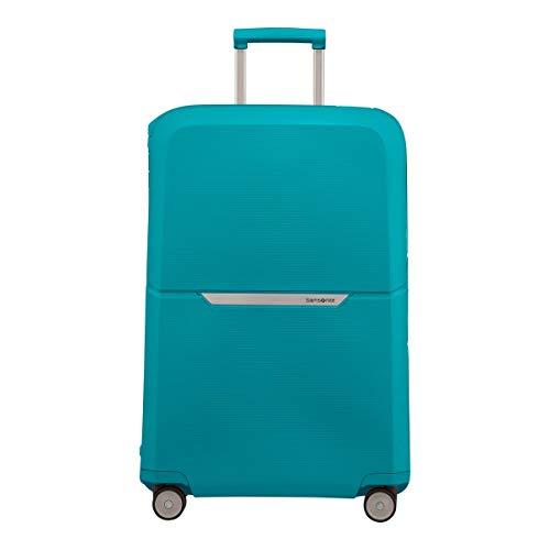 Samsonite Magnum - Maleta con ruedas (75/28) Azul Caribe 75 cm