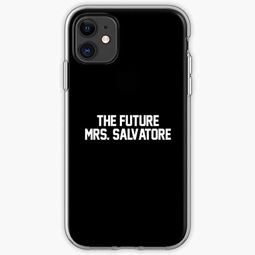 Compatibile con Samsung/iPhone 12/11/X/XR/7/Xiaomi Redmi 9A/Note 9/10/8 Pro Custodie Stefan Ian Wesley Somerhalder Tvd Brothers Paul The Damon Salvatore Custodie per Telefoni Cover