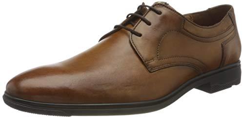 LLOYD Herren Genever Uniform-Schuh, Cognac, 44.5 EU
