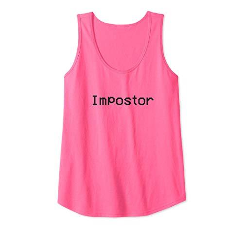 Among Impostor Us - Pink Is Sus Camiseta sin Mangas