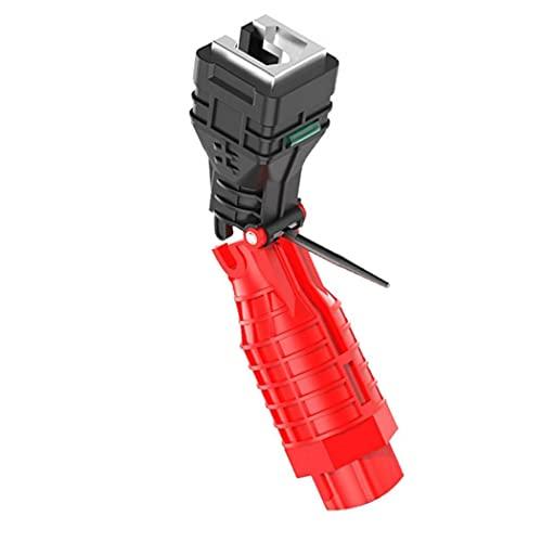 Plegable del tubo de agua del grifo Llave de la herramienta 18 en 1 pipa Llave para Universal WC Cocina Fontanería Repairment