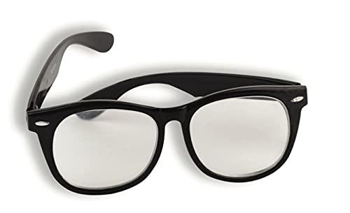Forum Novelties 50's Class Nerd Geek Cracked Broken Costume Glasses