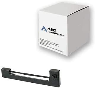 AIM Compatible Replacement for Adler Royal Alpha 580/582/585/587 Purple P.O.S. Printer Ribbons (6/PK) (911450PU) - Generic