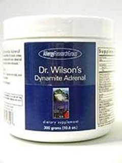 Allergy Research Group - Dr. Wilson's Dynamite Adrenal 300 gms by Allergy Research Group