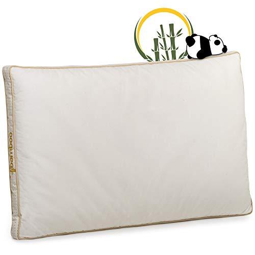 Almohada infantil de 40 x 60 a partir de 1 año - Soft, saludable, hipoalergénica para todas las posiciones de dormir - Cojín infantil con certificado Öko-Tex Standard 100