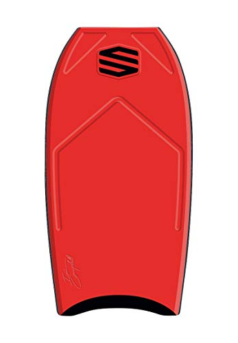 Sniper Ian Campbell Pro Theory PP - Tabla de bodyboard (41'), color rojo