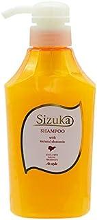 アズスタイル Sizuka/雫髪(シズカ)【シャンプー】ボトルタイプ 400mL… (細い髪用シャンプー)