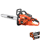 ECHO 18 in. 40.2cc Gas 2-Stroke Cycle Chainsaw-CS-400-18 - The Home Depot
