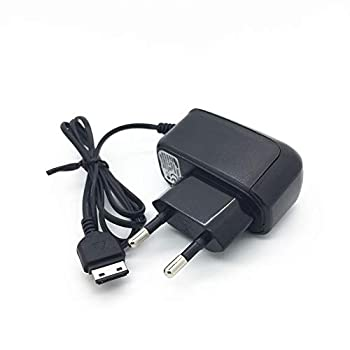 Lysee Data Cables - Eu WALL Travel CHARGER for SAMSUNG SCH-U430 U440 U450 U470 U490 U650 U700 U706 U810 U900 U940 U960