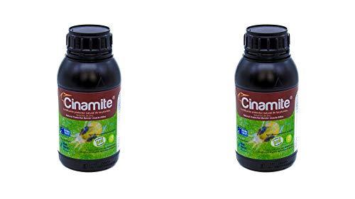 Cinamite max Cinamite® 50 ml concentré : Instant Engrais et Barrière fortifiant pour jardins et plantes d'intérieur.