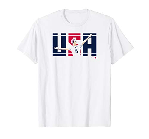 Officially Licensed Megan Rapinoe - USA Rapinoe T-Shirt