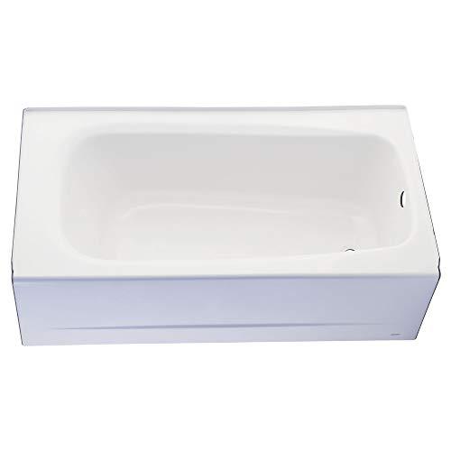 American Standard 2460002.011 2460.002.011 Bathtub, 5 Feet, Arctic White