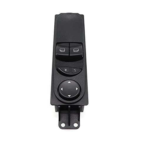 NsbsXs para Mercedes Benz Sprinter W906 Volkswagen Crafter Master WS532 9065451213 A9065451213 Interruptor de Ventana de energía eléctrica para automóvil