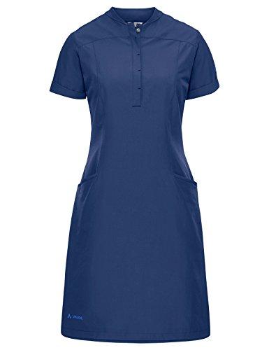 VAUDE Skomer Dress II Women's Dress, Womens, Dress, 40889, Sailor Blue, 36 (EU)