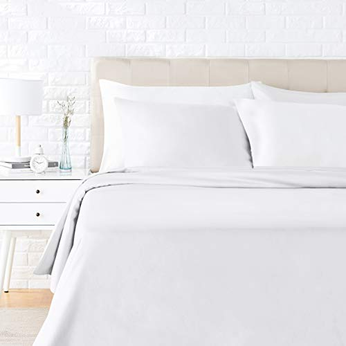 AmazonBasics Cotton and Rayon Derived from Bamboo Duvet...