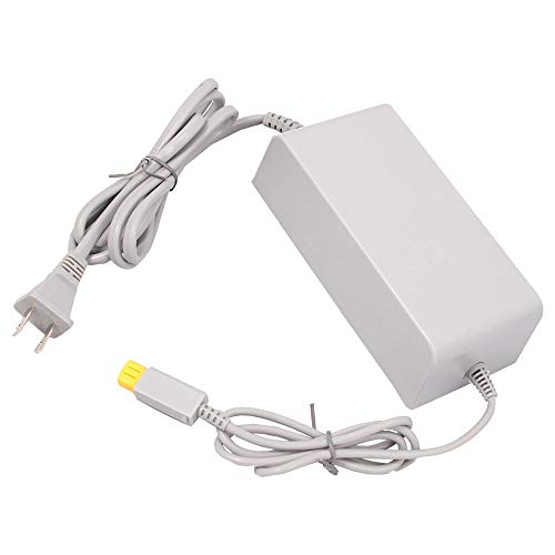 Charger for Wii U Console, AC Adapter Power Supply Cable Cord...